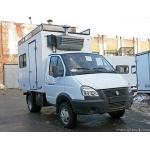 Фургон авторемонтная мастерская на длиннобазную Газель