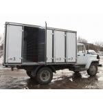 Фургон хлебный на ГАЗ-3307,  3309