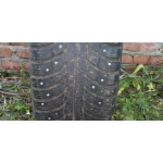 Продам зимние шины 4 шт б/у Gislaved nord frost 5  205/55/R16